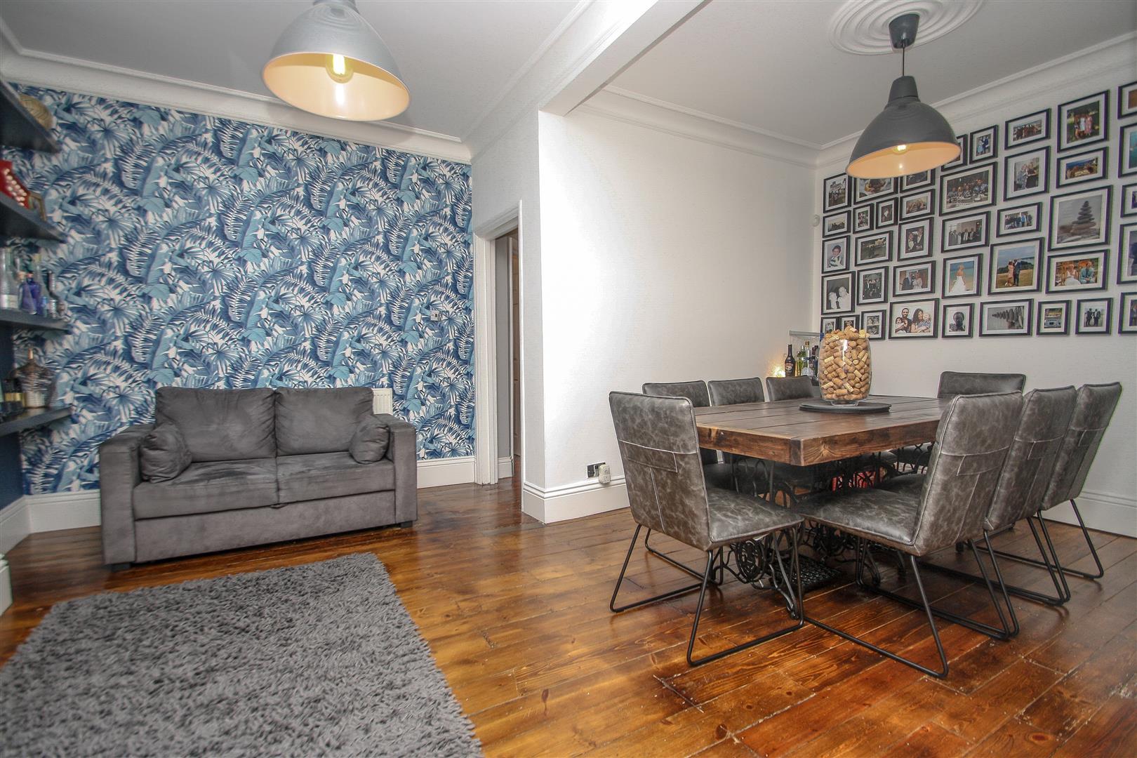 Second Reception/Dining Room